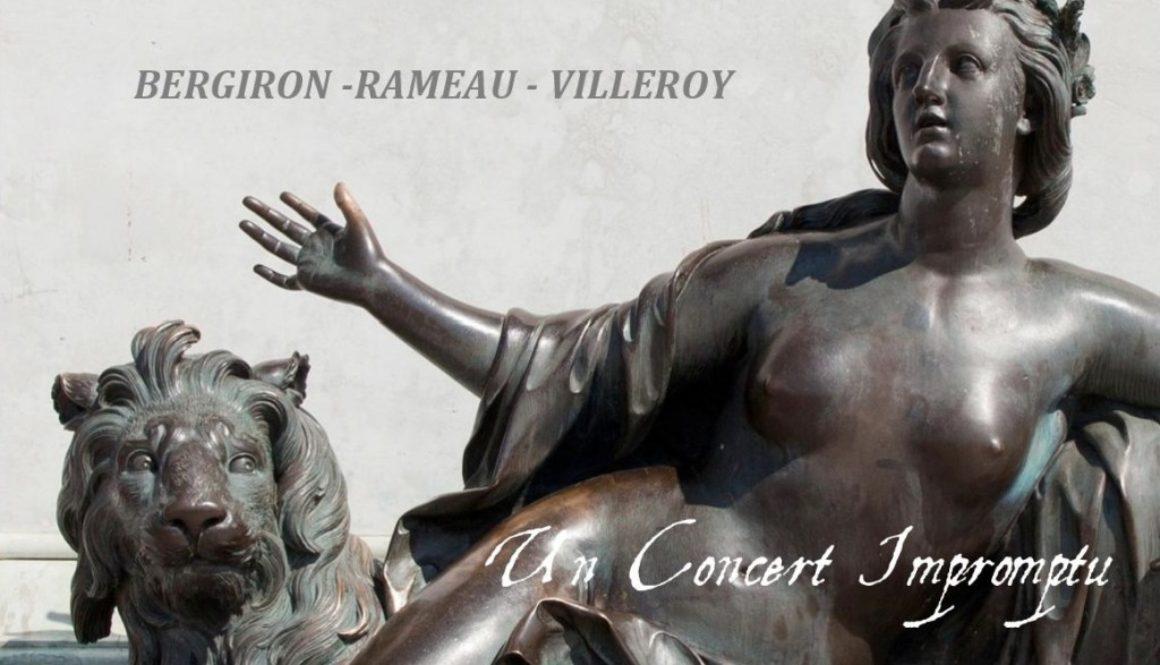 Bouton Un Concert Impromptu